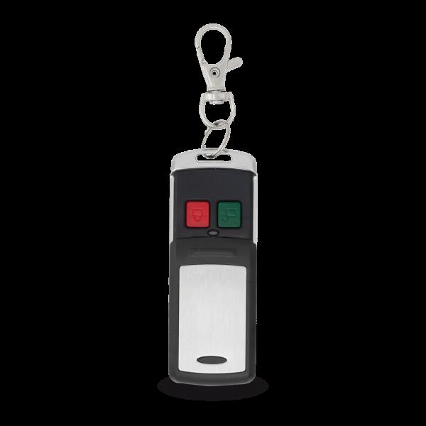 Přenosné tísňové tlačítko se dvěma tlačítky