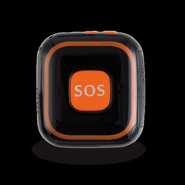 Přenosné GPS tlačítko