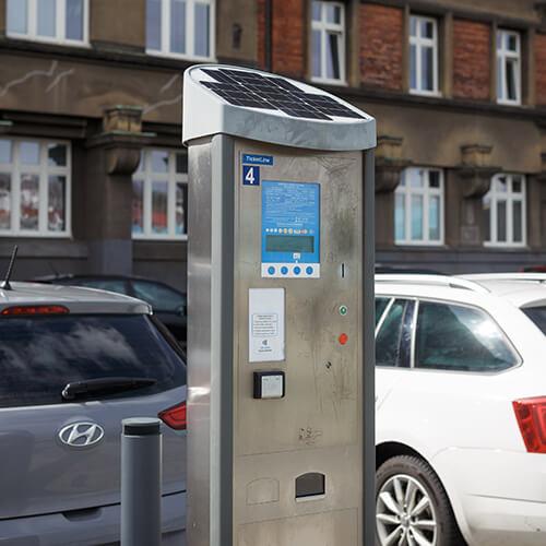 Parkovací automaty