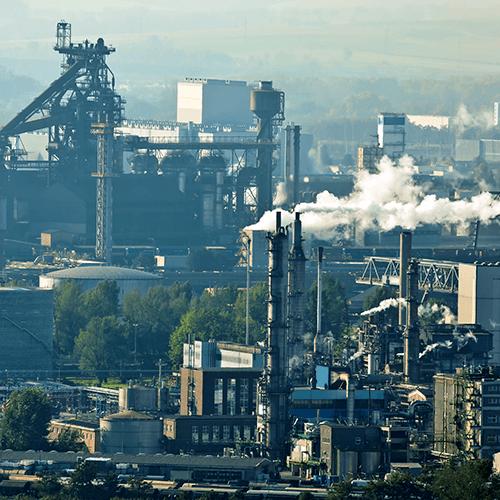Průmyslové areály